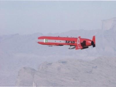 Pakistan Missile ra'ad (Raad)