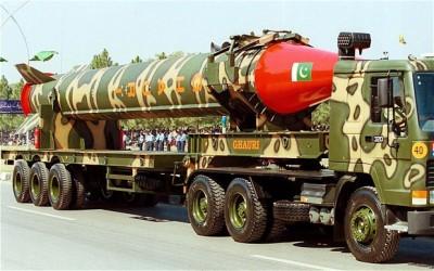 Pakistan Rocket