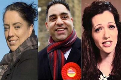 Pakistani Candidate England