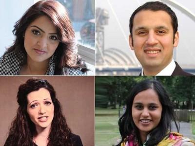 Pakistani Origin Candidate