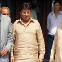 Pervez Musharraf, Chaudhry Shujaat, Pir Pagara