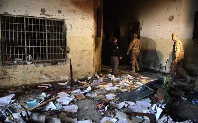Peshawar Incident