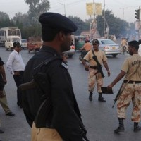 Police And Rangers Opration