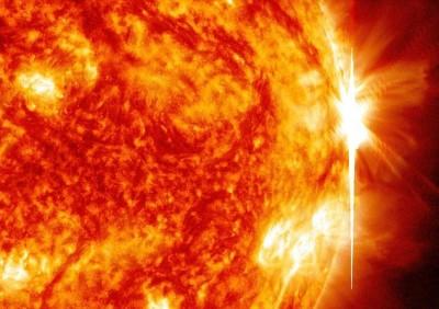Powerful Solar Explosions