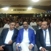 Raja Majeed Jarral Ch Fahim And Javed Chaudhry