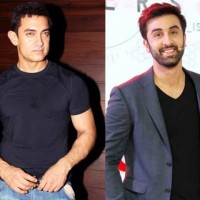 Ranbir Kapoor And Aamir Khan