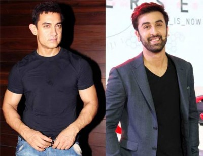 Ranbir Kapoor And Aamir Khan