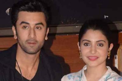 Ranbir Kapoor and Anushka