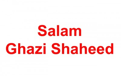 Salam Ghazi Shaheed