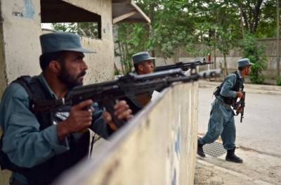 Security Forces Operation