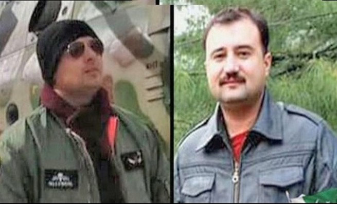 Shaheed Pilots of Helicopter