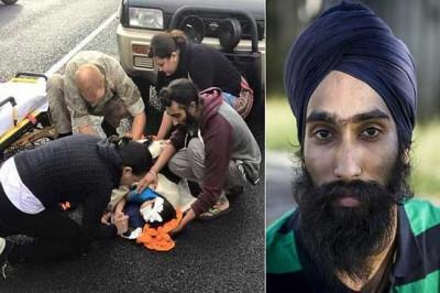 Sikh Remove Turban
