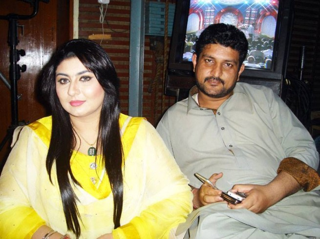 Somia Khan and Azeem Awaan