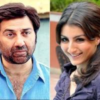 Sunny Deol and Soha Ali Khan
