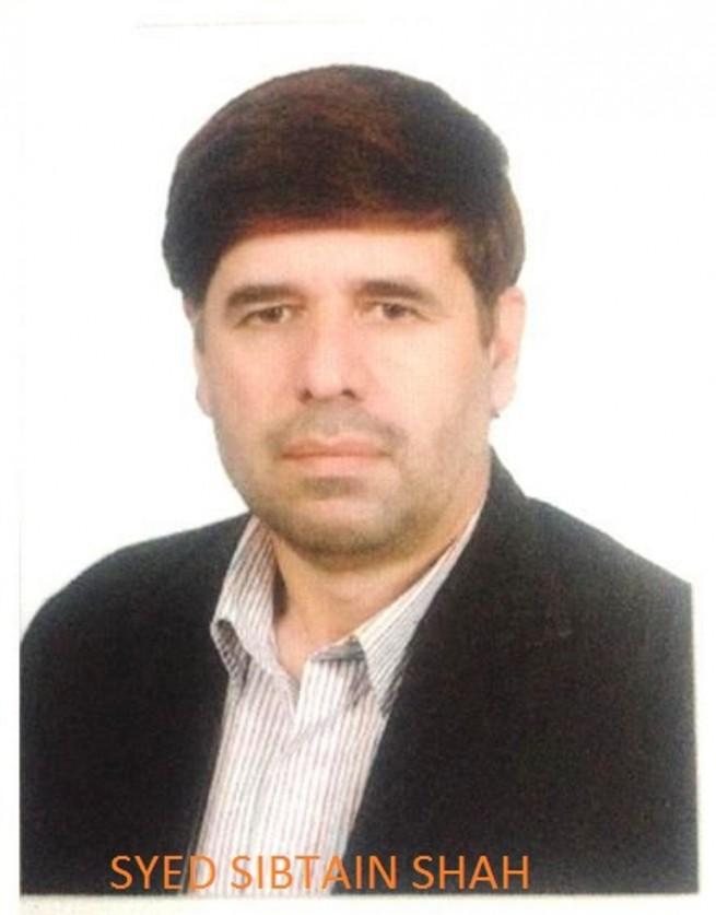 Syed Sibtain Shah