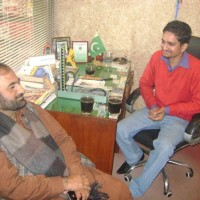 Tariq Saleem and Shaikh Sobaan Shahid