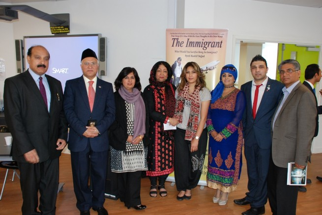 The immigrant Organized Educational And Literary Workshop