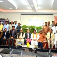 Tum bi Had Karty Ho Launching Ceremony Foto