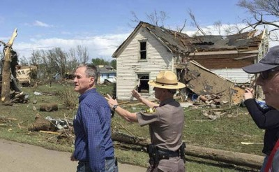 United States  South Dakota Storm