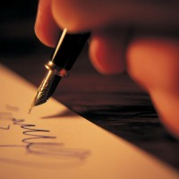 Writing with Pen