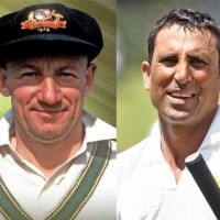 Younis Khan And Don Bradman