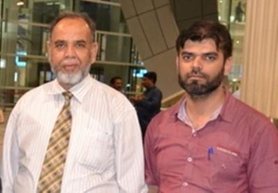 Zahoor Ul Islam Jawaid And Haseeb Ejaz Aashir