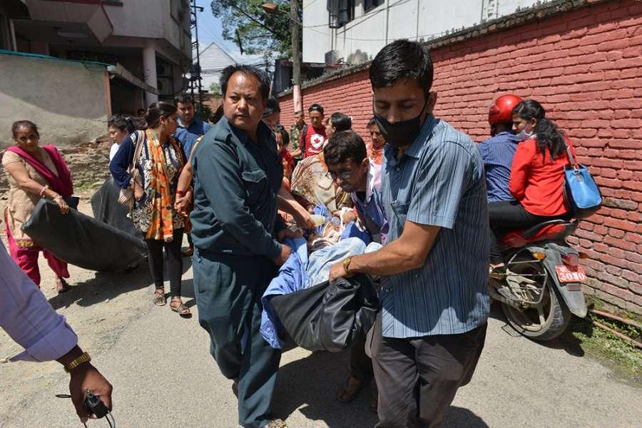 hospital of Kathmandu