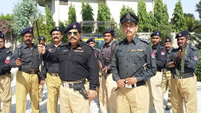 Achhhi Khan Police Officer Character