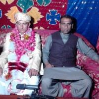 Ahmad Fraz with Groom