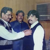 Badar Islam Khokhar, Nasrullah Khan