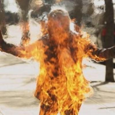 Burned Aive