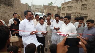 CCG O Wash  Scheme Inaugurated