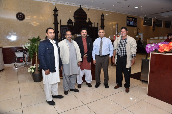 Ch Pervaiz Akhtar And Mian Irfan Siddiq Honors Dinner