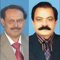 Ch imran kainth And Rana Sanaullah