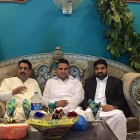 Chaudhry Mohammad Razzaq,Party Organized