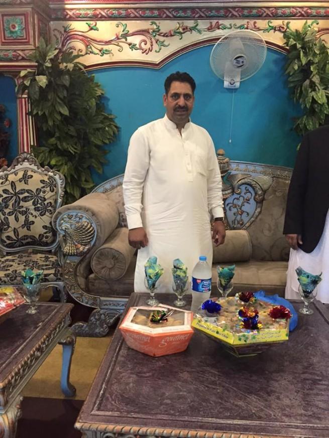 Chaudhry Mohammad Razzaq,Party Organized