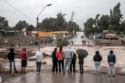Chile Flood