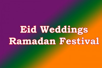 Eid And Weddings Ramadan Festival