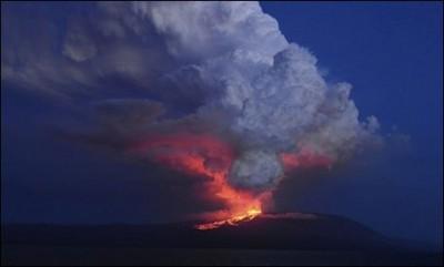 Equador Volcano