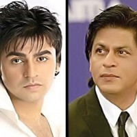 Farhan Saeed and Shahrukh Khan