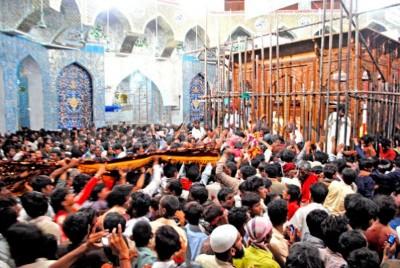 Hazrat Lal Shabaz Qalandar