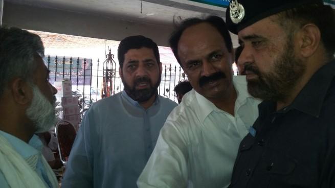 Tariq Pahar  Cheap Market Visite