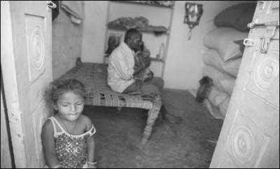 India  Poor Family