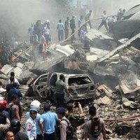 Indonesia Military Aircraft Crash