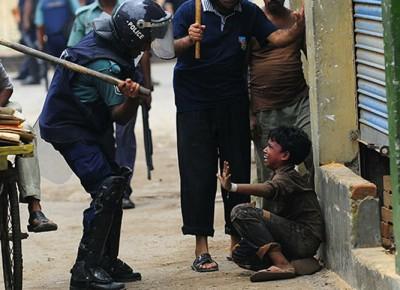 Children Torture