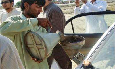 Irani Petrol Sales