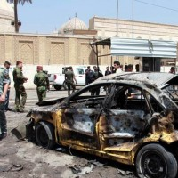 Iraq Bombings Attack