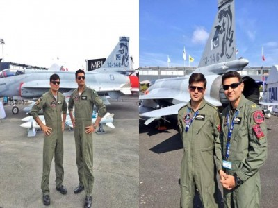 JF-17 Thunder Fighter Aircraft Pakistan