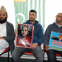 Kashmir Movement And Banaat Muslimeen Britain Meeting