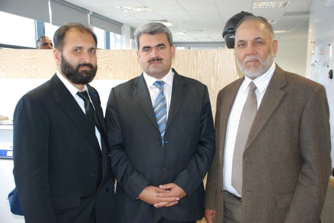 Kashmir Opportunities From Adversity Seminar United Kingdom